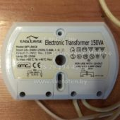 Трансформатор круглый EAGLERISE SET150CS 50-150W (Electronic transformer round)