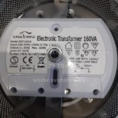 Трансформатор круглый EAGLERISE SET160CK 50-160W (Electronic transformer round)