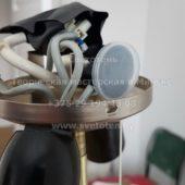 Ретро выключатель со шнурком для торшеров ГДР (DDR) в сборе