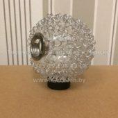Плафон шарик G9 (металлическая сетка сверху) Диаметр 65 мм