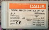 Блок управления CADJA B-3 03 (Digital remote-control switch)