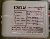 Блок управления CADJA KDJ-43 (Digital subsection switch)