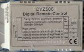 Блок управления CHUANG YI ZHE CYZ506 (Digital remote control)