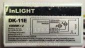 Блок управления INLIGHT DK-11E