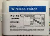 Блок управления KD-4E (Wireless switch)