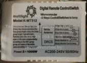 Блок управления MULTILIGHT K-MT312 (Digital remote control switch)
