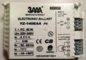 ЭПРА 3AAA YZ-140EAA 40W (Electronic ballast)