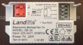 ЭПРА LANDLITE EB-28 20W (Electronic ballast)
