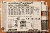 ЭПРА OSRAM QT-M 26-42W (Electronic ballast)