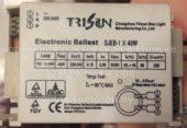 ЭПРА TRISUN SJEB-1 40W (Electronic ballast)
