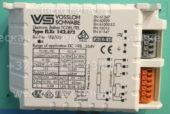ЭПРА VS VOSSLOH SCHWABE ELXC 142.872 18-40W (Electronic ballast)