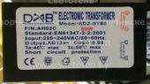 Трансформатор DAB RD2-SY60 80W (Electronic transformer)