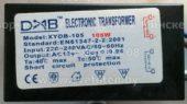Трансформатор DAB XYDB-105 105W 01 (Electronic transformer)