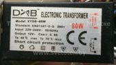 Трансформатор DAB XYDB-80 80W 03 (Electronic transformer)