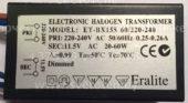 Трансформатор ERALITE ET-BX15S 20-60W (Electronic transformer)