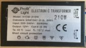 Трансформатор PROFIT LIGHT XYDB-210 210W (Electronic transformer)