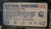 Трансформатор RONG DA RD2-SY105 80W (Electronic transformer)