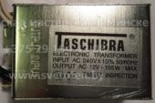 Трансформатор TASCHIBRA 105W (Electronic transformer)