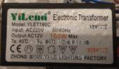 Трансформатор YILEND YLET160C 160W (Electronic transformer)