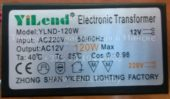 Трансформатор YILEND YLND-120W 120W 01 (Electronic transformer)