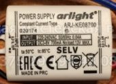 ARLIGHT ARJ-KE08700 700mA (Led power supply)