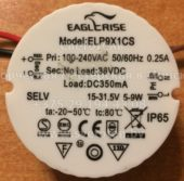 EAGLERISE ELP9X1CS 350mA (Led power supply)