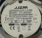 JJZM J11-30A350 350mA (Led power supply)