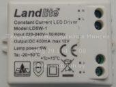 LANDLITE LD5W-1 400mA (Led driver)