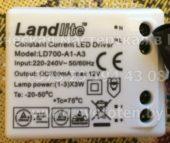 LANDLITE LD700-A1-A3 700mA (Led driver)