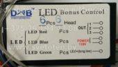 Лед контроллер DAB 6+6 01 (Led bonus control)