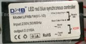Лед контроллер DAB LFRB1 01-10 (Led red blue synchronous controller)