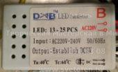 Лед трансформатор DAB B 13-25 (Led transformer)