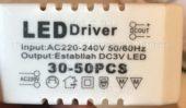 Лед драйвер 30-50 02 (Led driver)