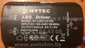 HYTEC HY-LED12V10S 840mA (Led driver)