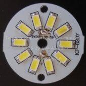 Светодиодная матрица 5630-100-5W KP-6207 (Led)