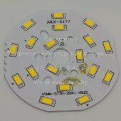 Светодиодная матрица JHX-6177 65mm-5730-2B9C-18LED (Led)
