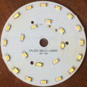 Светодиодная матрица YP-737 24LED-2B12C-100mm 12W (Led)