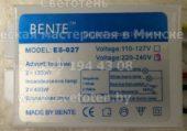 Блок управления BENTE ES-027 (Digital subsection switch)