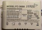 Блок управления I FREE FC-368M (Full-functional remotee control switch)