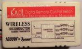 Блок управления KAIDIJ 03 (Digital remote-control switch)