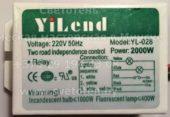 Блок управления YILEND YL-028