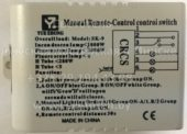 Блок управления YUE ZHONG SK-9 (Manual remote-control controi switch)
