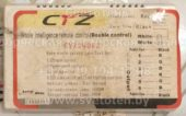 Блок управления CHUANG YI ZHE CYZ290K3 (Whole intelligence remote control)