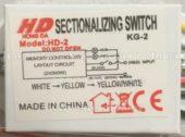 Блок управления HONG DA HD-2 KG-2 (Sectionalizing switch)