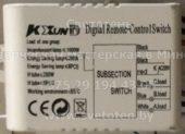 Блок управления KE XUN DA (Digital remote-control switch)