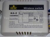Блок управления MR KA-2 (Wireless switch)