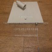 Выключатель со шнуром веревкой для бра в сборе на светильнике