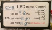 Лед контроллер DAB 5+2 (Led bonus control)