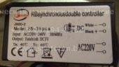 Лед контроллер JIN XIN JX60-2 25-36 (Rbsynchronousdouble led controller)