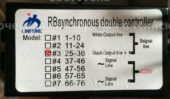 Лед контроллер LINFONE 3 25-36 (Rbsynchronous double led controller)